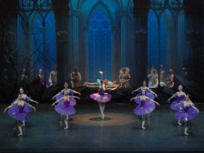 Sleeping Beauty - Ballet de Moscú home