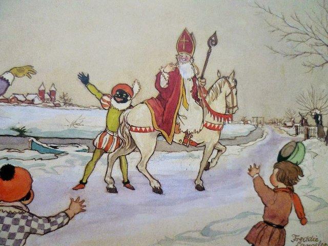 Sinterklaas_en_zwarte_Piet_in_de_sneeuw_-_by-Freddie-Langeler,-Public-domain,-via-Wikimedia-Commons4.jpg