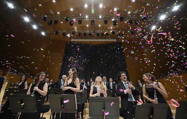 Concert de Cap d'Any. BMB