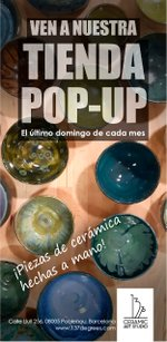 Ceramic Pottery Pop-Up