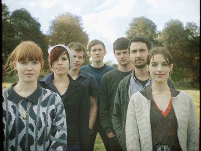 Los Campesinos Home