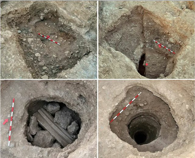Uncovering-the-animal-bones-in-the-well.jpg