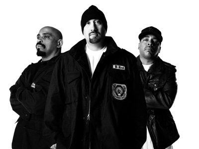 Cypress Hill home