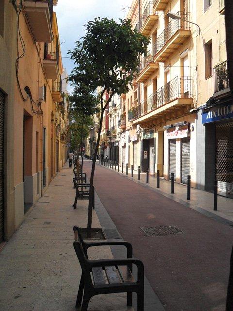 Marià Aguiló street shot