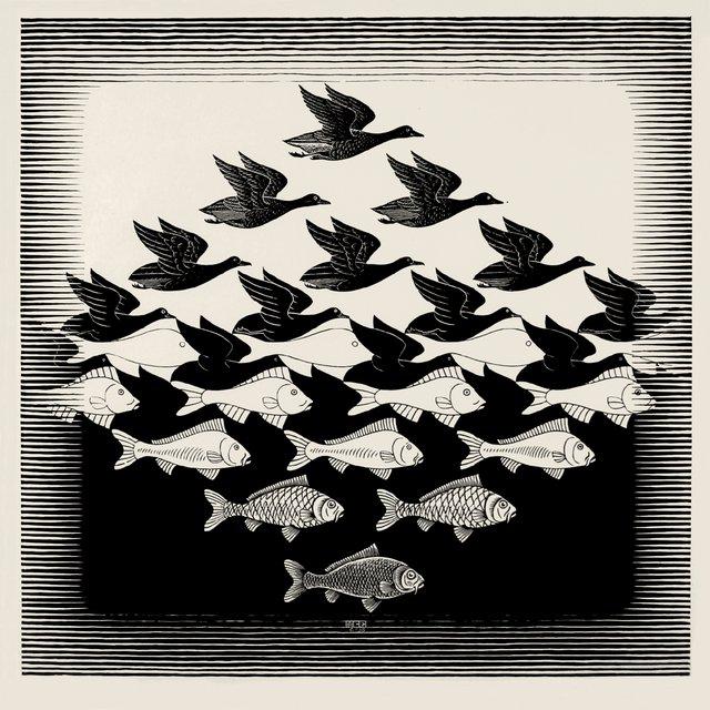 13_Escher_Cielo y agua I-02.png