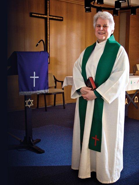 Reverend Sue Woodcock