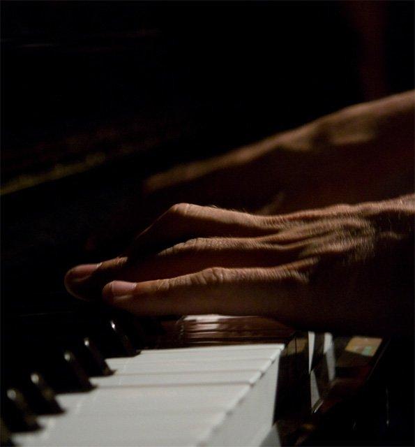 piano for social night