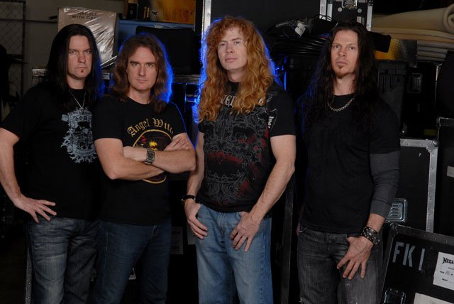 Megadeth home