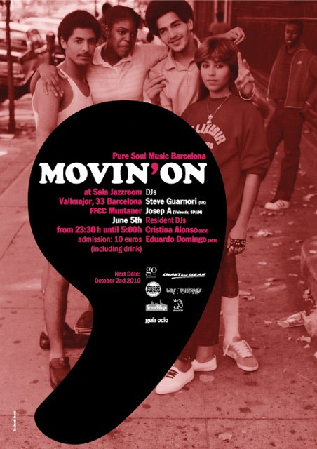 Movin' On 5th June