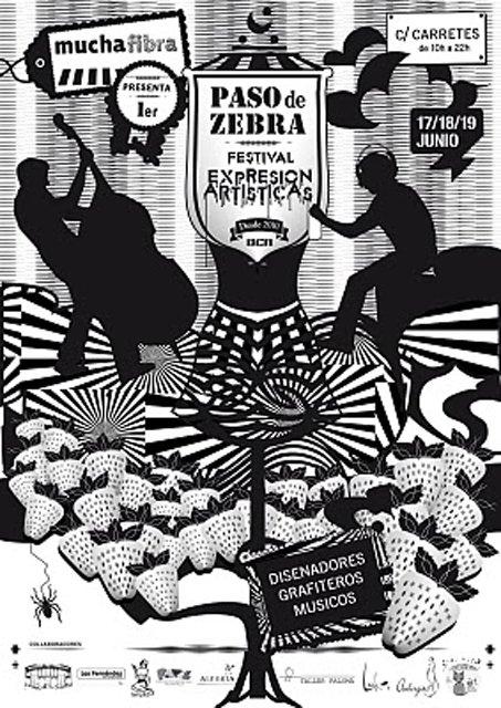 Paso de Zebra