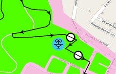 Running routes: Horta-Guinardo