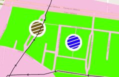 Running routes: Nou Barris
