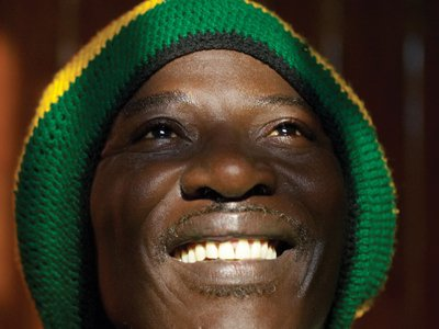 Alpha Blondy home