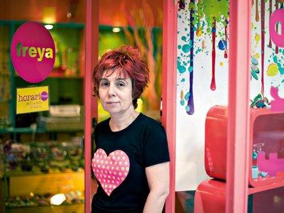 Freya Open All Hours?