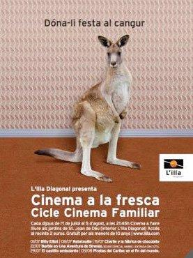 L'illa open-air cinema