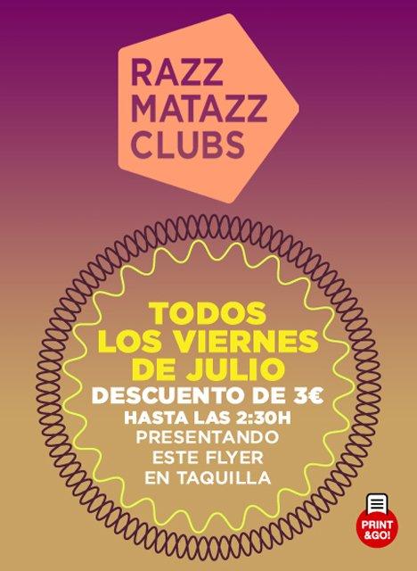 Razzmatazz flyer2010
