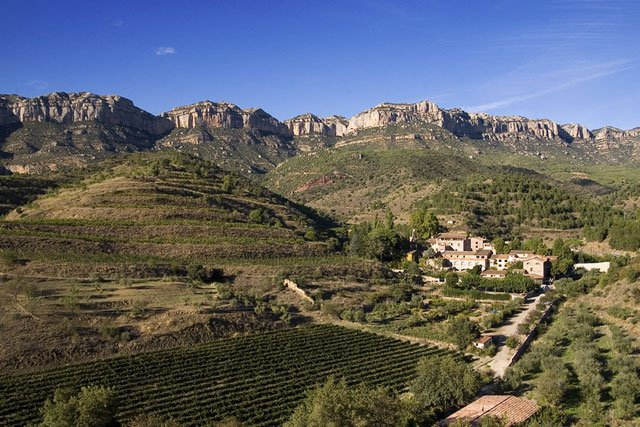 Priorat 1 home