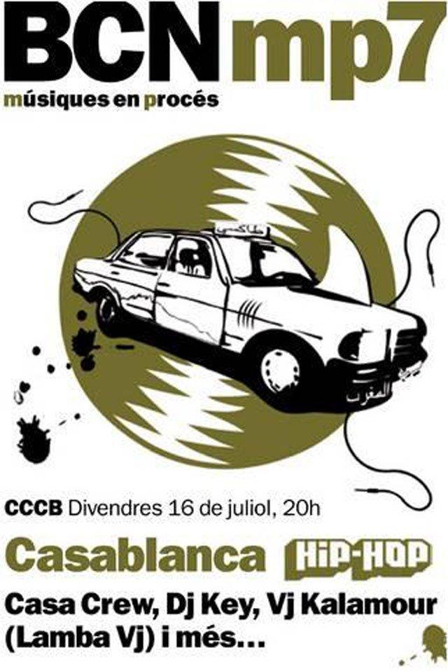 BCNmp7 Casablanca