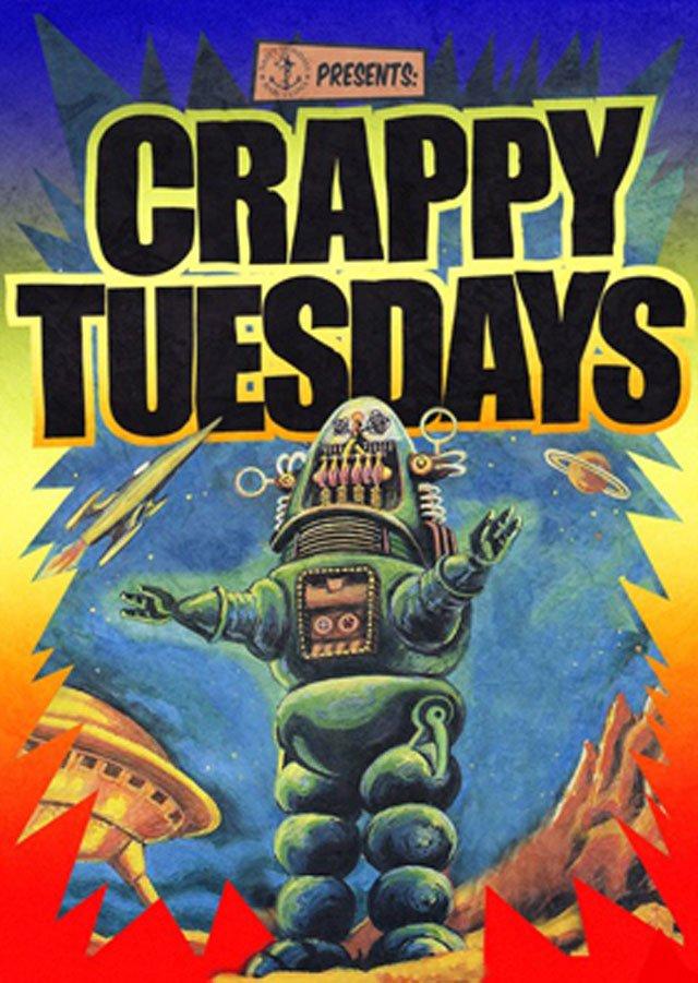 Crappy Tuesdays