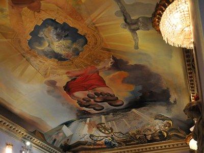 Palau del Vent at Teatre-Museu Dalí de Figueres