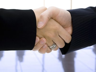 contract handshake