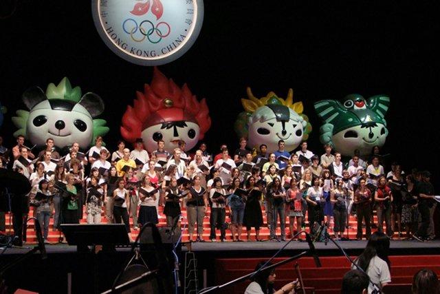 World youth choir