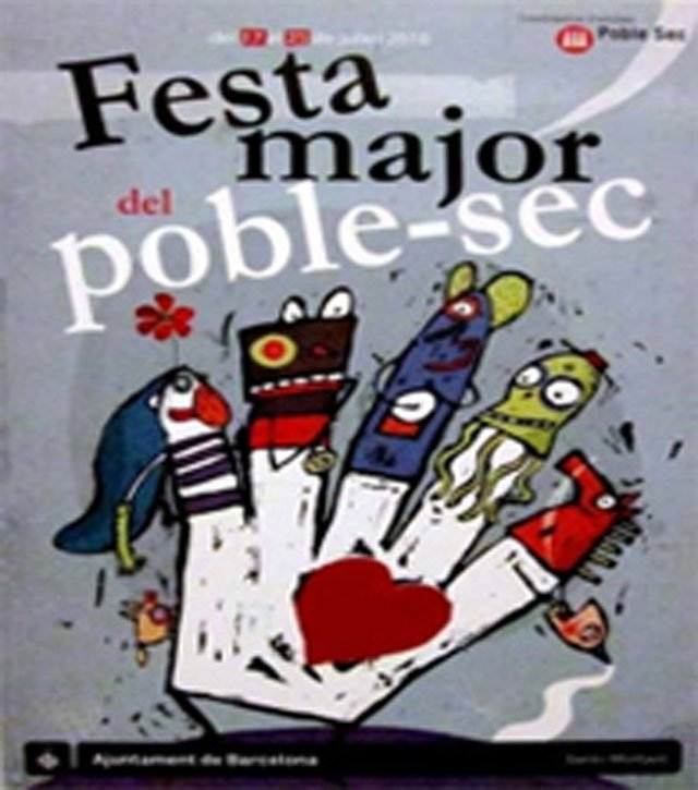 Festa Poble-Sec 2010
