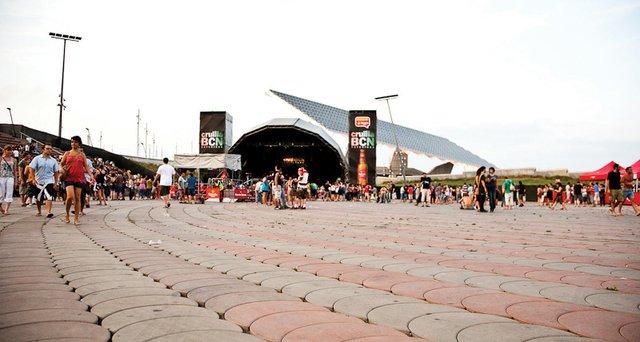 Cruïlla 2010 - by day