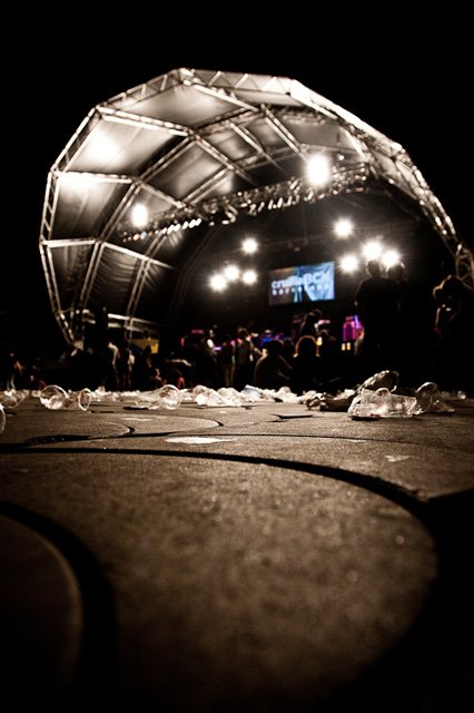 Cruïlla 2010 - by night