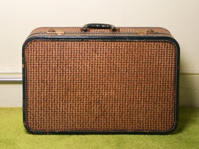 Suitcase home