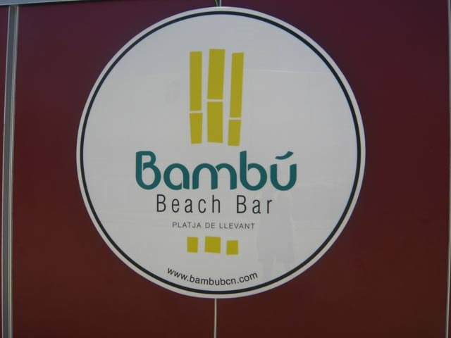 Chiringuitos - Bambú