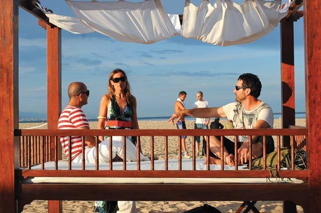 Chiringuitos - Mac Arena Beach Club