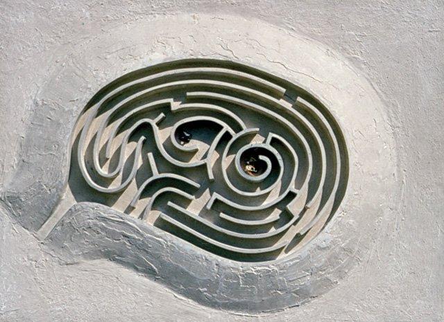 Per Laberints. Arkville Maze