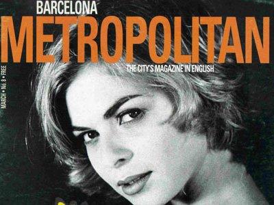 Metropolitan magazine cover from 1997