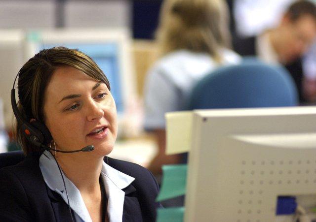 Call centre home