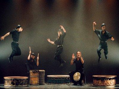 Camut tap dance