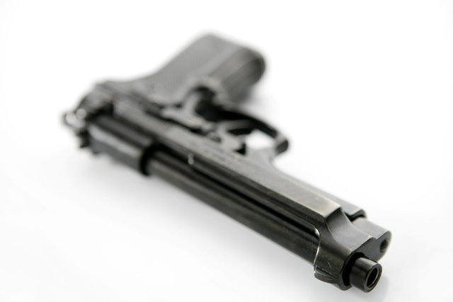 Gun for hire home