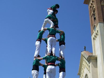 castellers home