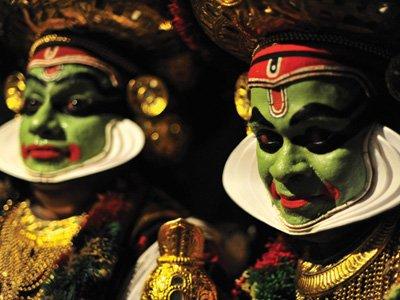 Festival Àsia - Kathakali theatre