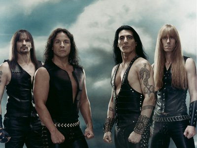 Manowar home