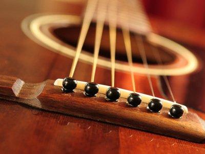 Classical guitar home