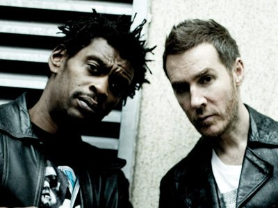 Massive Attack home