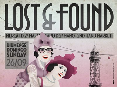 Lost and Found poster home