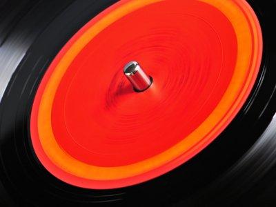 Vinyl LP home