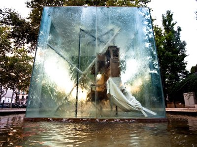 Public art - Homenatge a Picasso