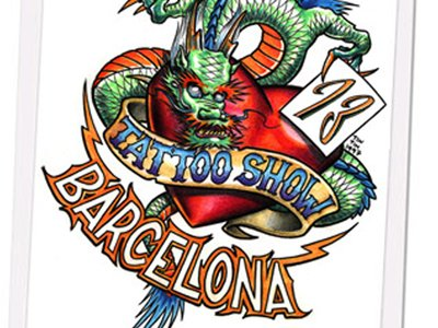 Barcelona Tattoo Expo Home