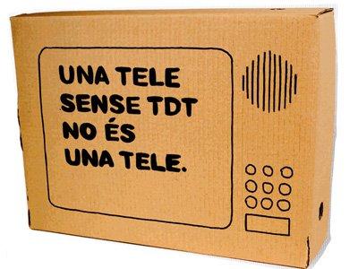 TDT image