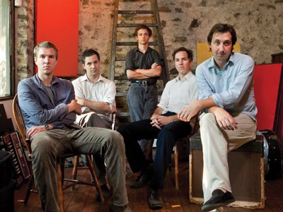 The Walkmen home