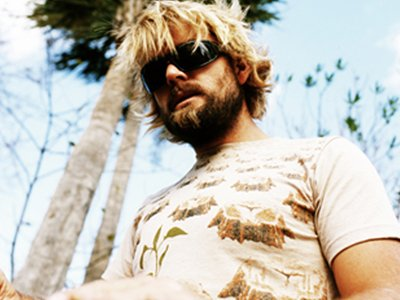 Xavier Rudd home