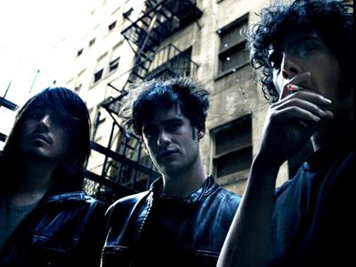 Black Rebel Motorcycle Club home